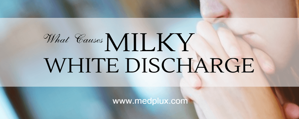 Milky White Discharge Or Pregnancy? 5 MAIN Causes Before ...